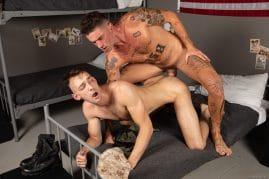 Army gay porn