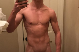Big cock self picture