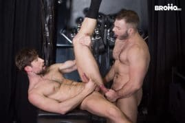 Diego Reyes and Drew Dixon gay porn