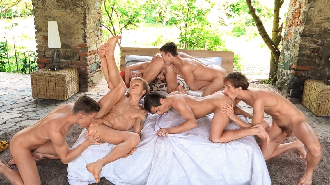 The History And Psychology Of The Orgy