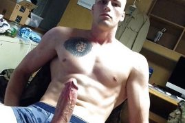 Horny webcam stud
