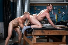 Logan Stevens and Johnny Ford