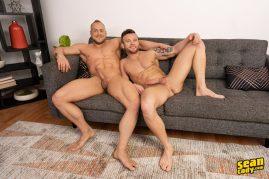 Muscle men gay porn
