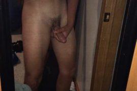 Nude amateur boy