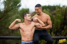 Sean Cody gay studs Asher and Lachlan