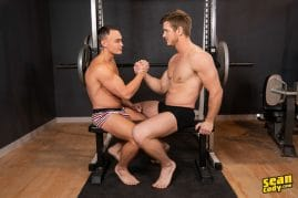 Sean Cody gay studs Jax and Jayce